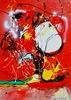 Lia GALLETTI - Painting - OVO