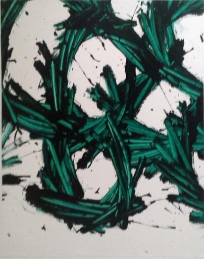 Giovanni ASDRUBALI - Painting - senza titolo