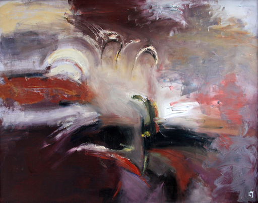 Levan URUSHADZE - Peinture - Composition # 43