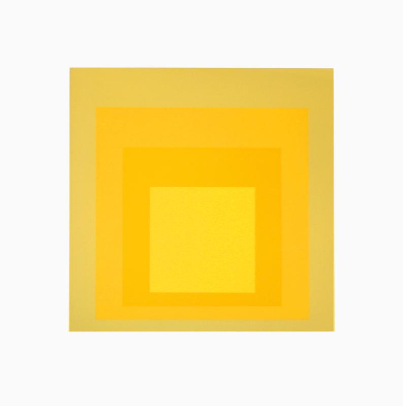 Josef ALBERS - Print-Multiple - KG