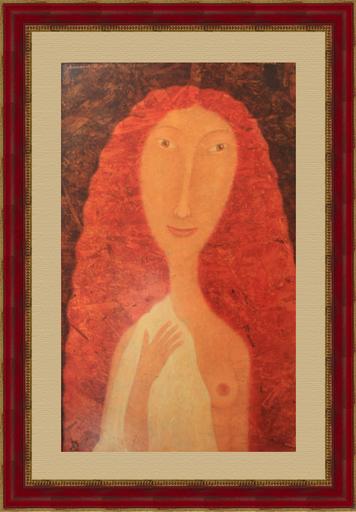 Roman ANTONOV - Pittura - Red-Haired