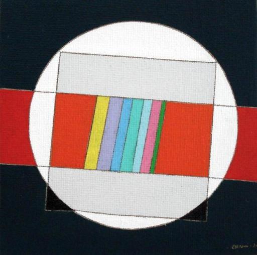 Eugenio CARMI - Painting - Speranza