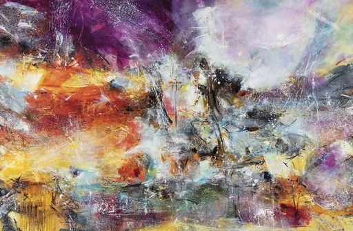 CHHOUR Kaloon - Pintura - NPA 25