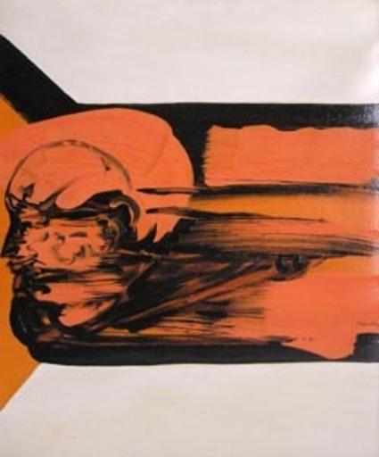 Remo BRINDISI - Gemälde - Oppositore in avanti