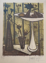 Bernard BUFFET - Estampe-Multiple - compotier
