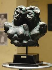 Doğan DOĞAN - Sculpture-Volume - There was always love