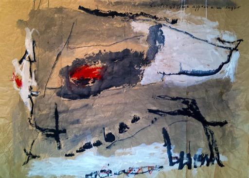 Guglielmo DARBO - Pittura - Sentirsi appesi a un sogno