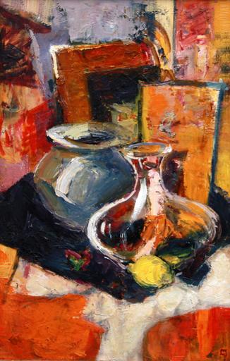 Levan URUSHADZE - Pittura - Vases