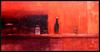 Zurab GIKASHVILI - Gemälde - Still life in red