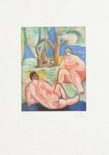 Sandro CHIA - Print-Multiple - Primavera