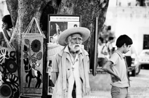 Robbert Frank HAGENS - Photography - 18 Faces - Mexico 1978