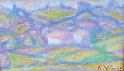 Hernando VIÑES SOTO - Peinture - Paysage espagnol