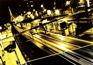 Guy Jean GENEVIER - Fotografia - Night Train