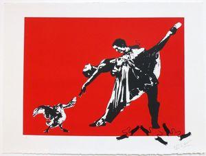 BLEK LE RAT - Print-Multiple - Le Dernier Tango à Paris