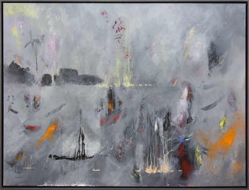 Lynne FERNIE - Painting - Avalon