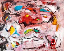 Lia GALLETTI - Painting - GALLOP