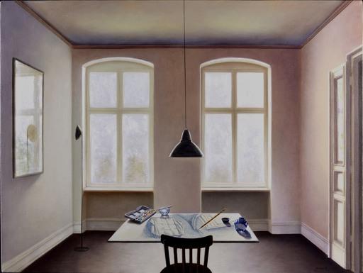 Antonio NUNZIANTE - Pintura - Un attimo prima