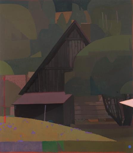 SAINER - Painting - Kudowa I