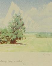 Eric BULATOV - Drawing-Watercolor - Russian