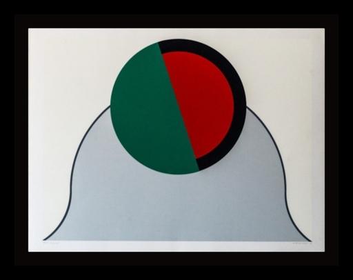 Takesada MATSUTANI - Grabado - Signal