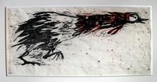 布鲁斯•瑙曼 - 版画 - Rooster, +