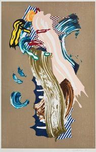 Roy LICHTENSTEIN - Stampa-Multiplo - Blonde