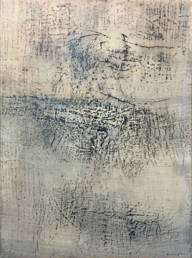 Mario BIONDA - Peinture - Senza titolo