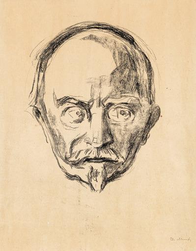 Edvard MUNCH - Print-Multiple - Christian Sinding