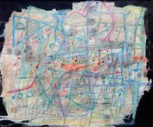 Shoichi HASEGAWA - Drawing-Watercolor - composition