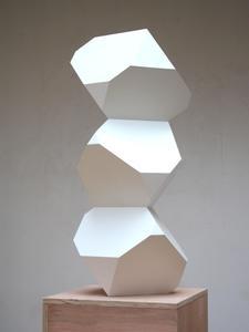 Norman DILWORTH - Escultura - Three Cubes