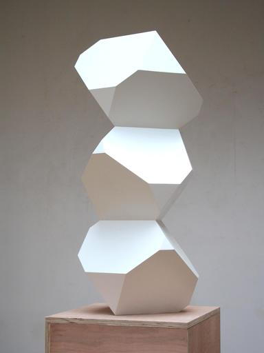 Norman DILWORTH - Escultura - Three Cubes