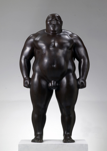 SHEN Hongbiao - Sculpture-Volume - Mongolian standing