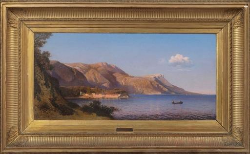 Francesco LOJACONO - Peinture - Costa siciliana