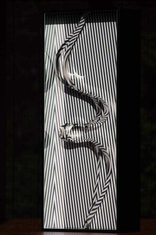 Julio LE PARC - Sculpture-Volume - Formes en Contorsions 1967-2018