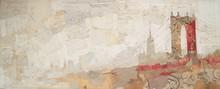 Fernando ALDAY - Pintura - Emotional Bridge