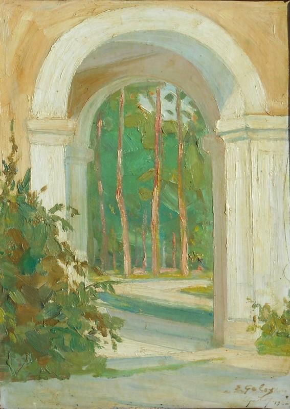 Edouard GELOS - Peinture