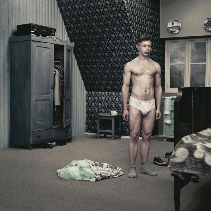 Erwin OLAF - Fotografia - RAIN: The Bedroom
