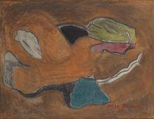 Serge POLIAKOFF - Peinture - Composition