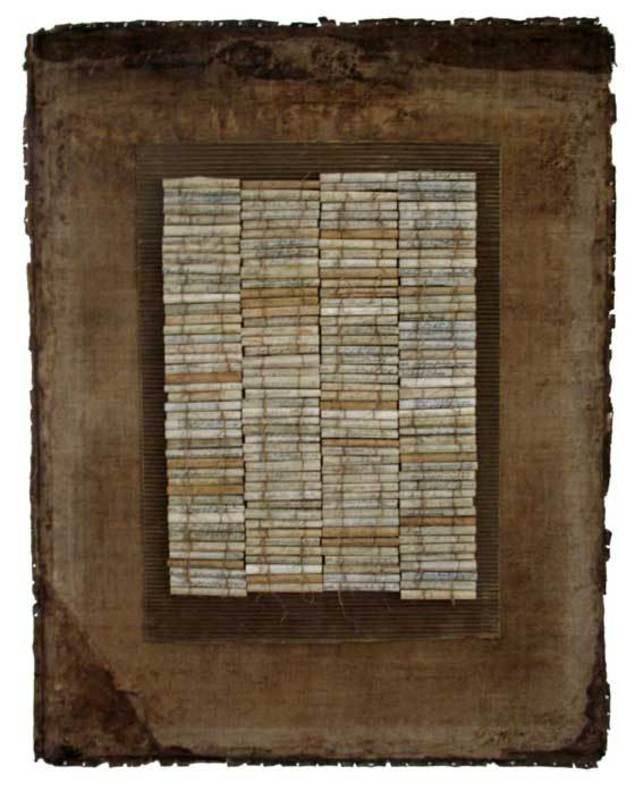 Mireille DESGUIN - Painting - Untitled