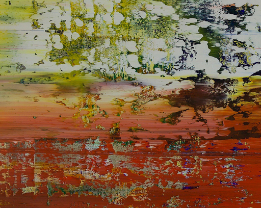 Harry James MOODY - Painting - Abstract No.414