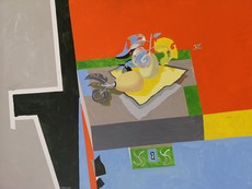 Jorge CASTILLO - Pintura - Fruta en verano