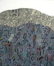 Antonio SEGUI - Pintura - Reflexion hecha