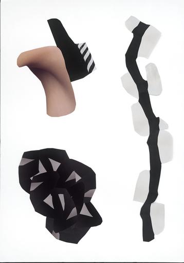 Gysin BROUKWEN - Sculpture-Volume - Corpus 9
