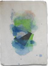 Jean FEINBERG - Painting - Blur