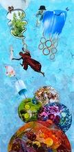 Laetitia DE GAULLE - Painting - Noé va au paradis