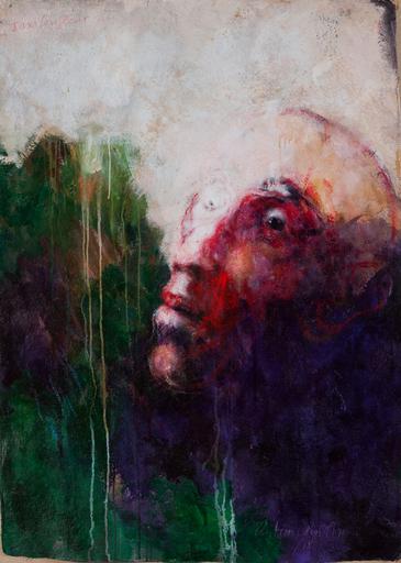 Anton CHRISTIAN - Painting - Sans Soufleur