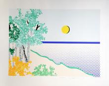 Roy LICHTENSTEIN - Print-Multiple - Titled 1996