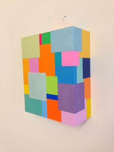 Marco CASENTINI - Peinture - Senza titolo