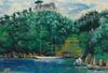 莫依斯·基斯林 - 绘画 - Le Port de Portofino