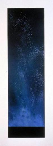 Lita ALBUQUERQUE - Stampa-Multiplo - Night Time Signatures, 1988